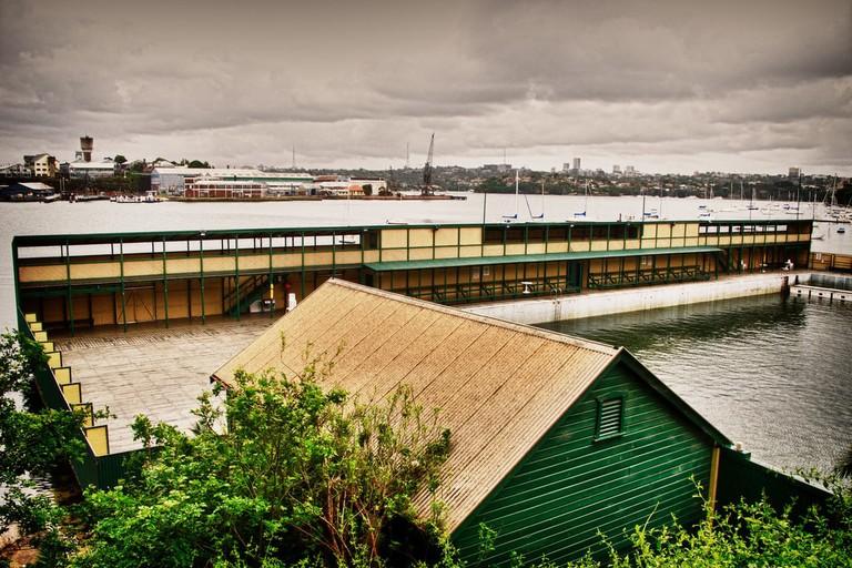 Dawn Fraser Baths © Balmain / Flickr