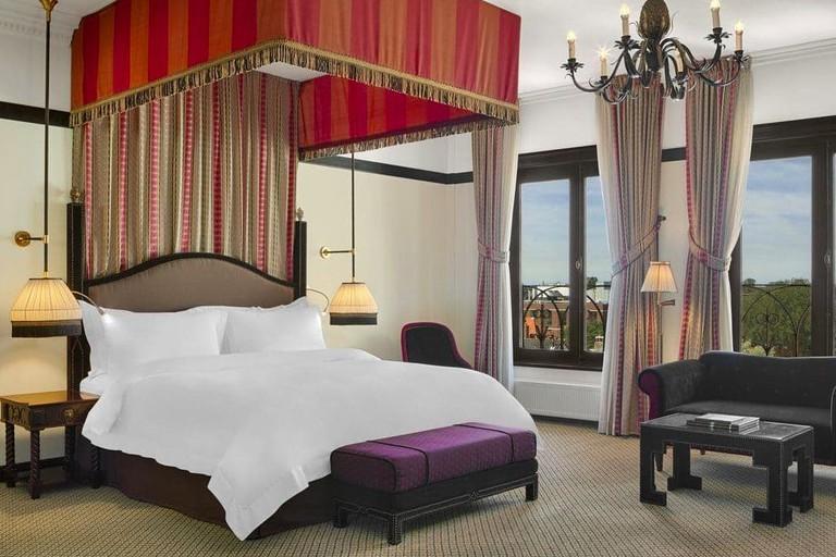 des indes the hague hotel