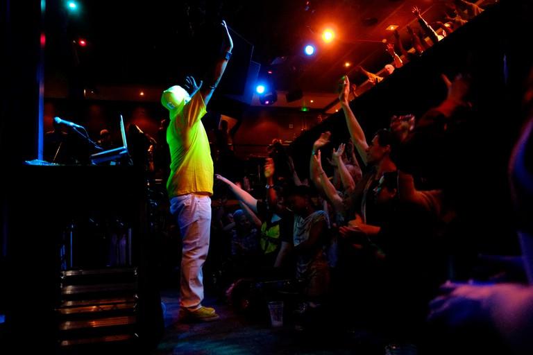 Grandmaster Flash Hip Hop at London's Jazz Cafe