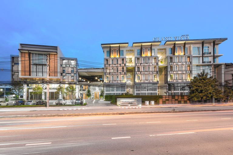 Grand Vista Hotel, Chiang Rai
