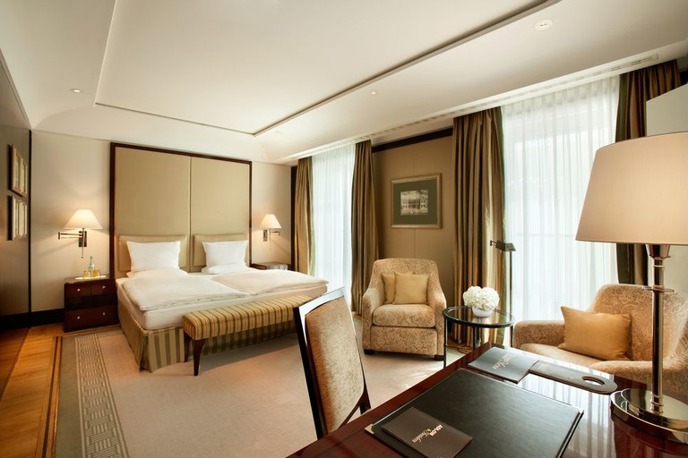 Hotel Adlon Kempinski is the epitome of five-star luxury