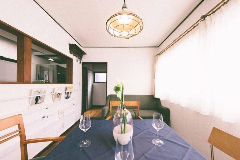 Stylish Shinjuku apartment