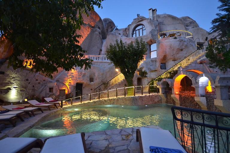 Gamirasu Cave Hotel