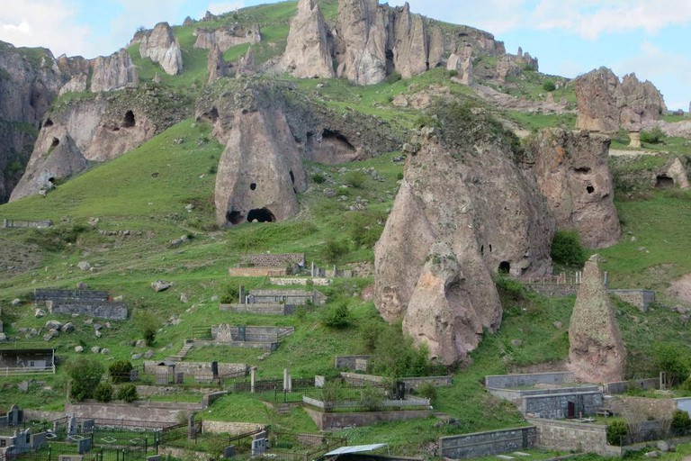 Goris caves