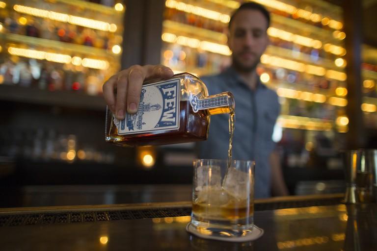 SoHo Grand Whiskey Bar