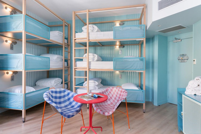 Hostel Ozz offers private rooms as well as dorms