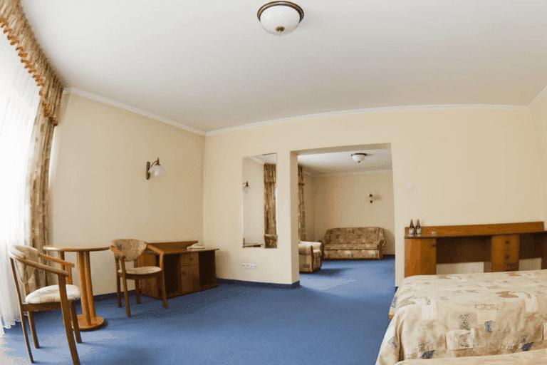 A room in Hotel Wiwaldi Elblag | © Hotel Wiwaldi Elblag