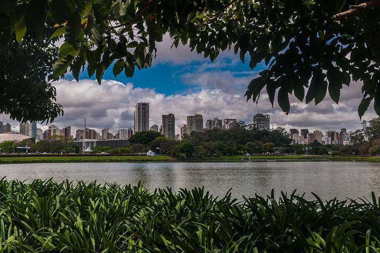 Ibirapuera Park Sao Paulo