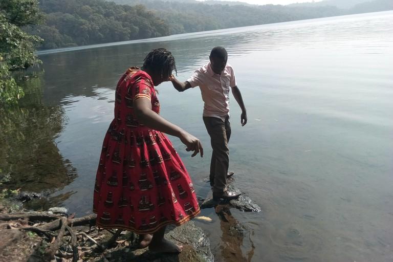 Lake Oku