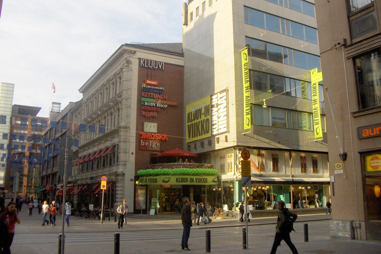A Guide to Best Shopping Malls in Helsinki.