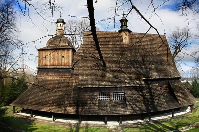 Church of St. Philip and St. James in Sękowa | © Paweł Barszcz / WikiCommons