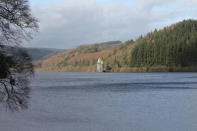 Lake Vyrnwy
