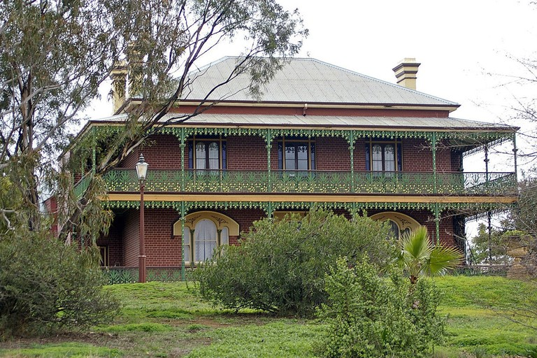 Monte Cristo Homestead © Bidgee / Wikimedia Commons