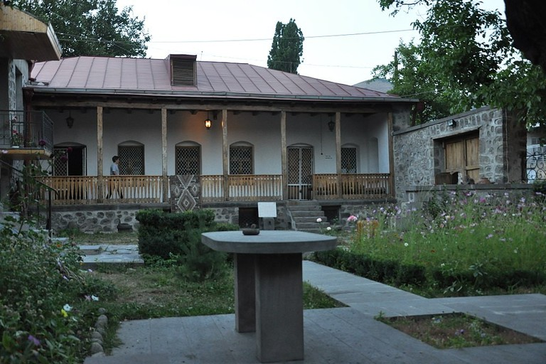Museum of Axel Bakounts
