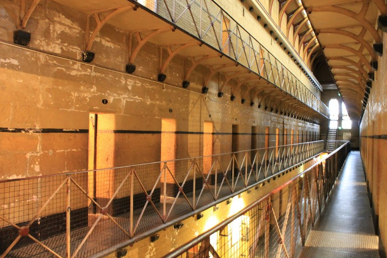 Old Melbourne Gaol © Mertie / Flickr