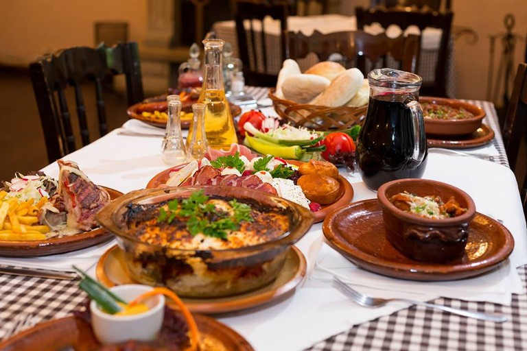 Get ready for a feast at Orašac