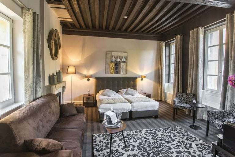Every room at the Maison Philippe Le Bon has its own design scheme