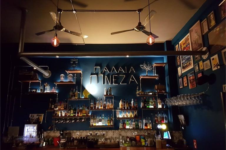 PINEZA bar cyprus