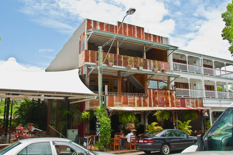 The Iron Bar, Port Douglas