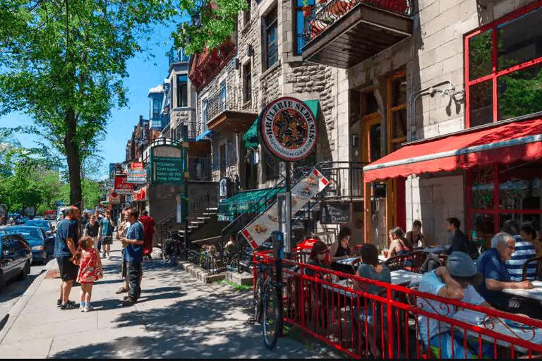 Quartier Latin, Montreal