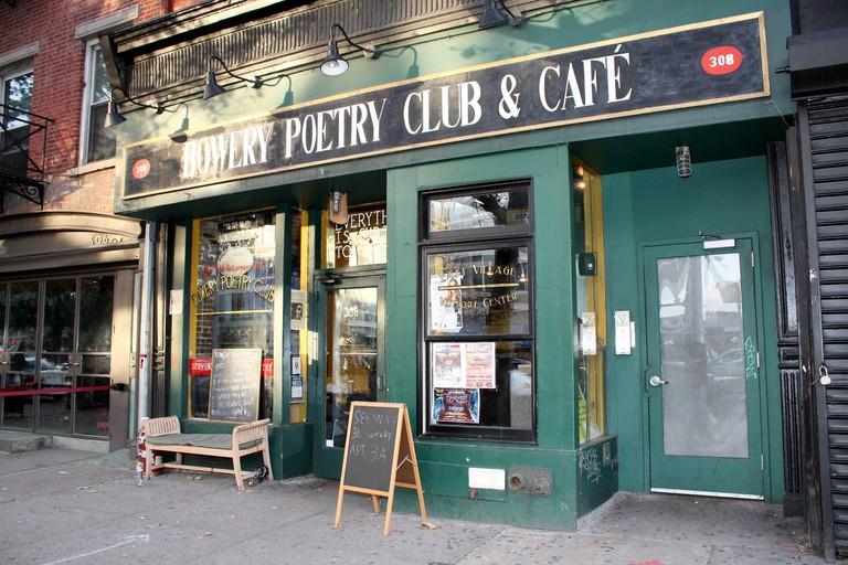 Bowery Poetry Club