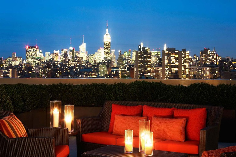 Sheraton Tribeca New York is one of the best hotels in Tribeca