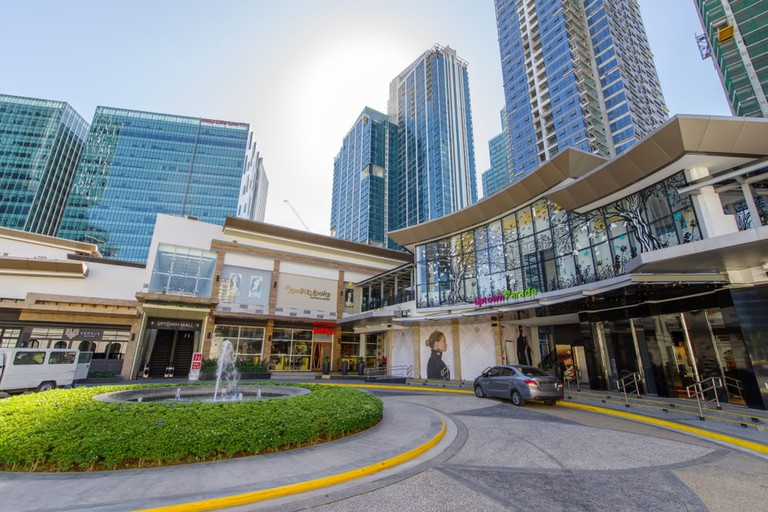 Uptown Parade Mall, Taguig city , Philippines