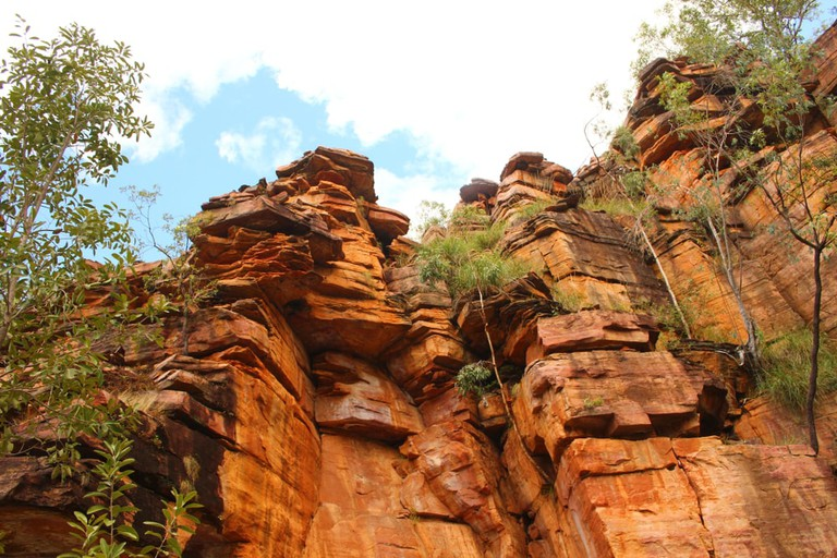 Umbrawarra Gorge, Pine Creek, Northern Territory, Australia
