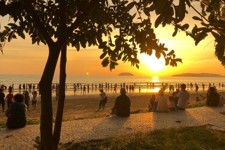 most beautiful beaches in sabah borneo