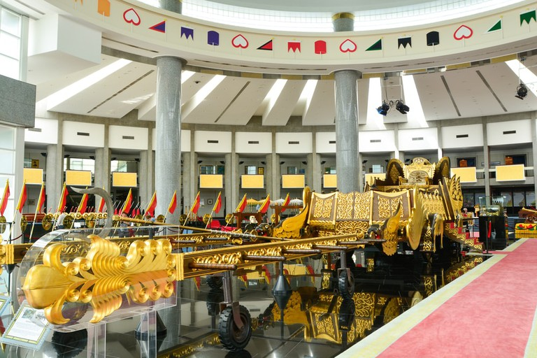 Royal Regalia Museum, Brunei