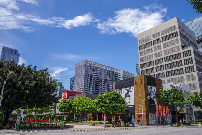 High Fort Bonifacio High Street, Manila, Philippines