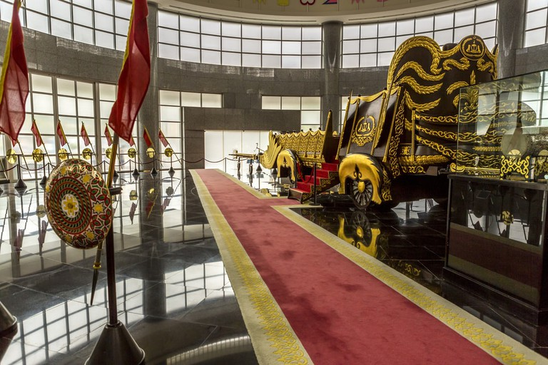 must visit attractions in bandar seri brunei