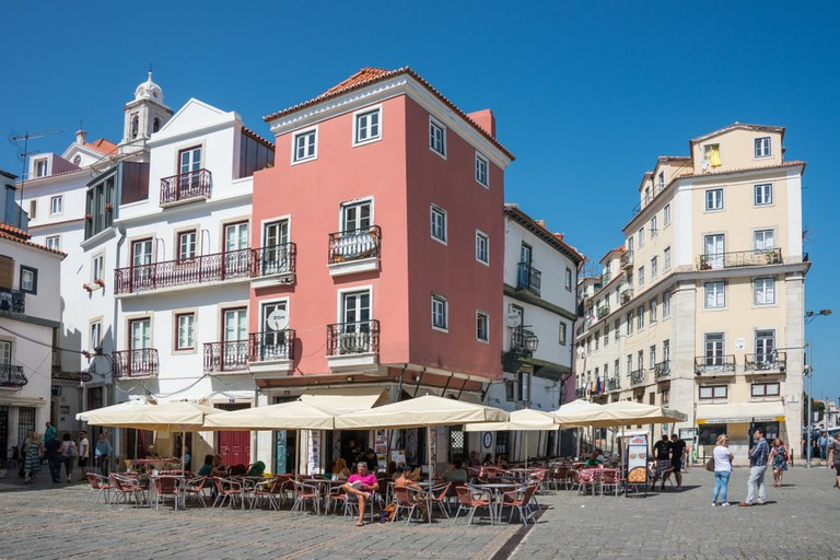 Restaurants and bars in Lisbon, Portugal