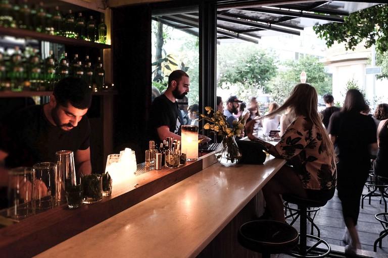 silver star bar Cyprus