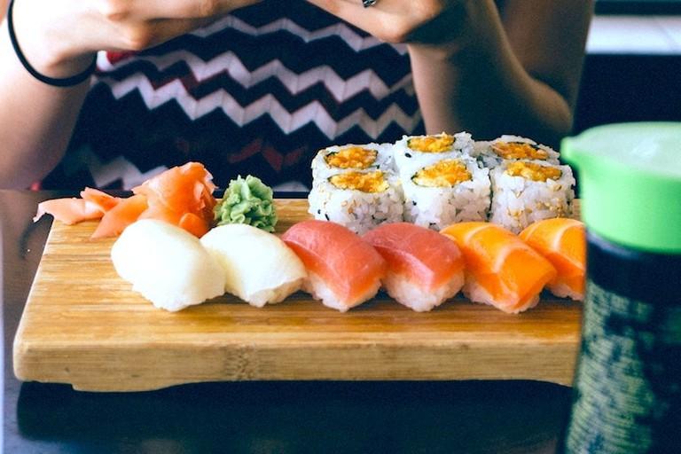 sushi-unsplash
