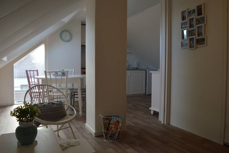 Apartment within walking distance from the beach, forest and centre