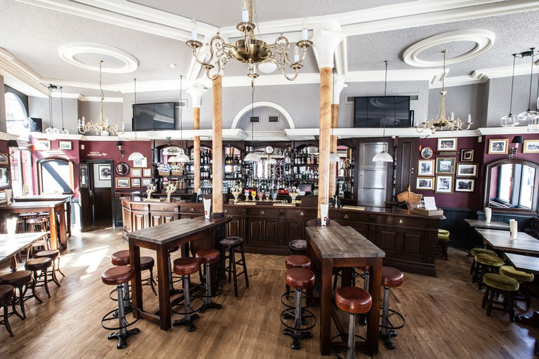 The Round House pub