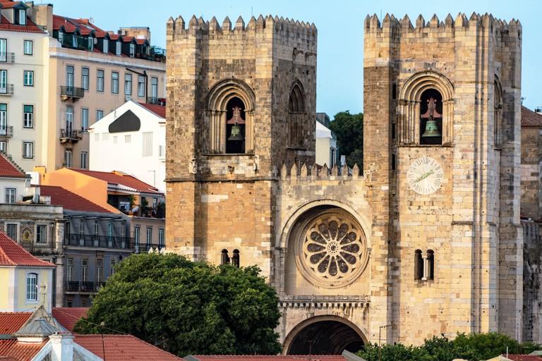 Lisbon Cathedral ( Se de Lisboa)