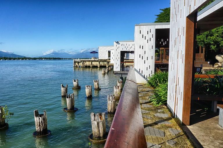 Waterfront views at Wharf One