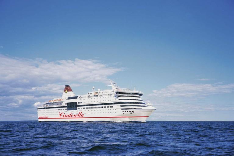 Viking Cinderella to Åland Islands.