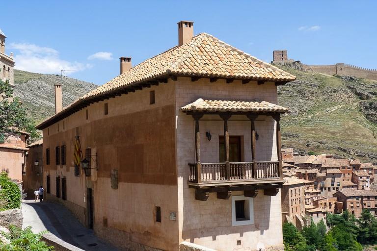 Torre de Doña Blanca, Albarracín