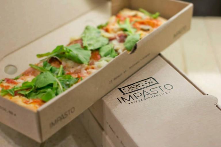 Impasto Pizza Athens