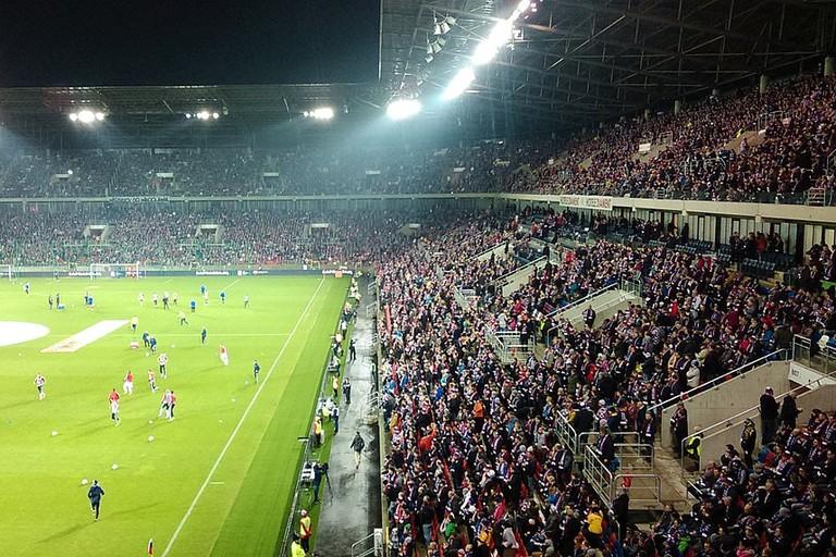 Ernest Pohl Stadium, Zabrze | © Ales Sandro / WikiCommons