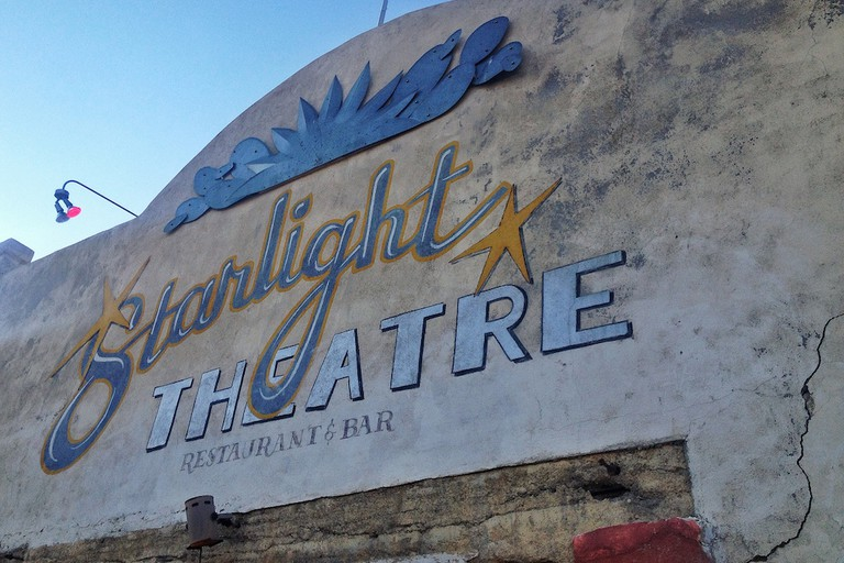 The Starlight Theatre is a mecca for entertainment, tequila and inventive Tex-Mex in a Texas ghost town