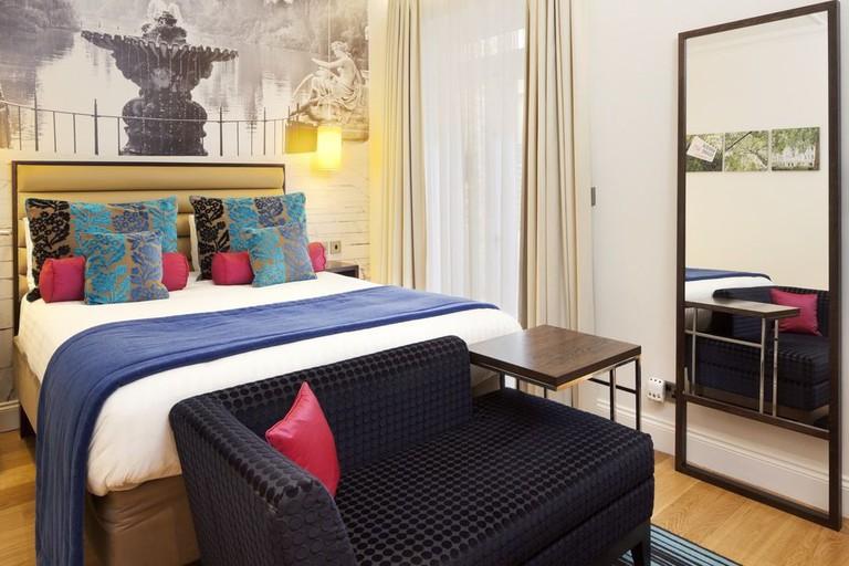 Guestroom at Hotel Indigo Paddington
