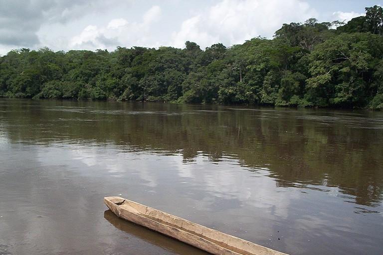 Dja River