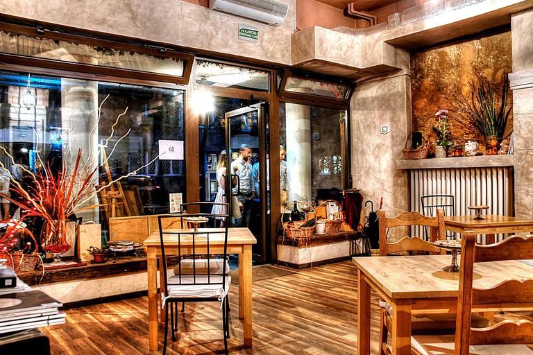 Al Capone Restaurant, Warsaw | © Al Capone