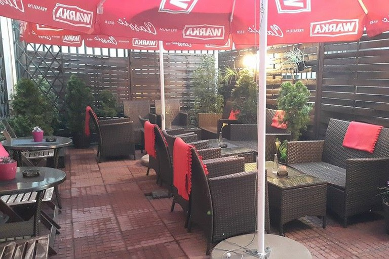 The Beer Garden at Chili Pub, Tarnów | © Chili Pub