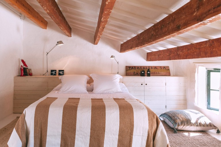 Each of Casa Telmo's bedrooms has been carefully curated