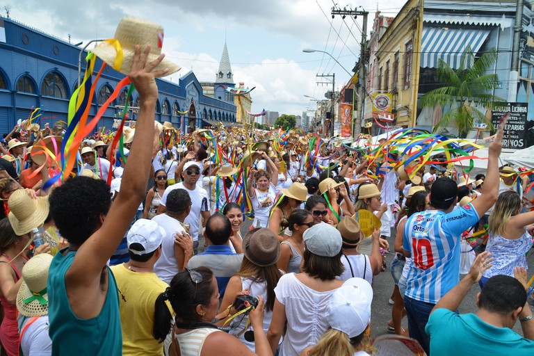 Cirio de Nazare celebrations, Belem